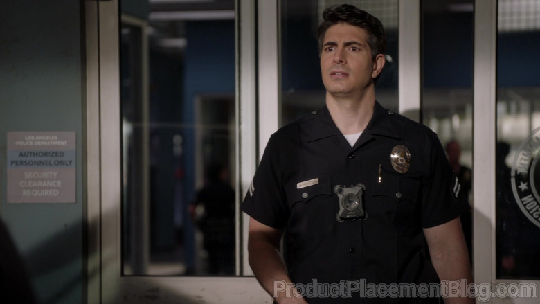 Axon Body Cameras Used by Police Officers in The Rookie S03E05 (1)