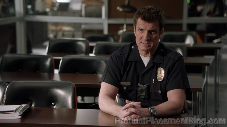Axon Body Cameras Used by Police Officers in The Rookie S03E05 (2)