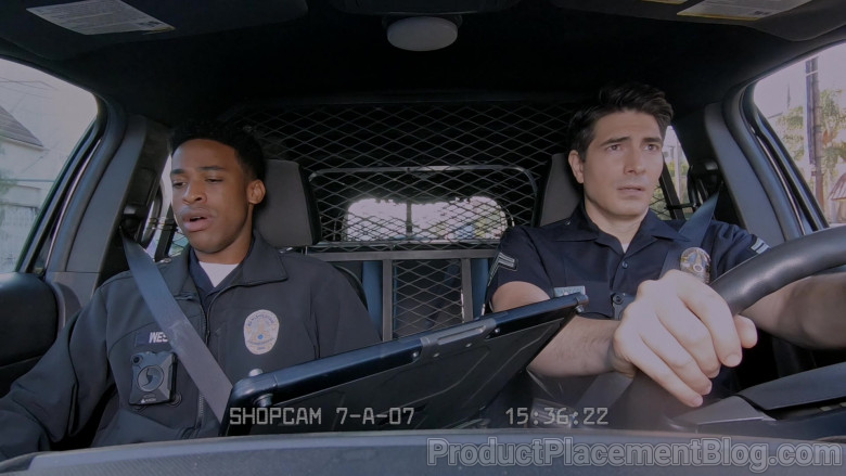 Axon Body Cameras Used by Police Officers in The Rookie S03E05 (4)
