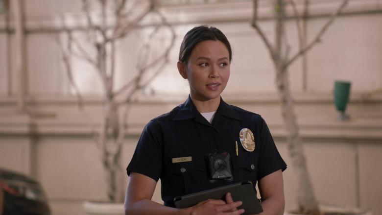 Axon Body Cameras in The Rookie S03E06 (1)