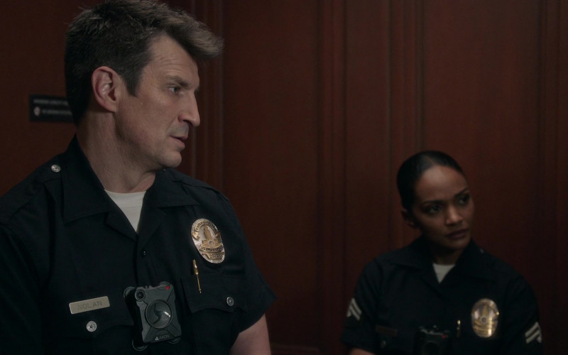 Axon Body Cameras in The Rookie S03E06 (5)