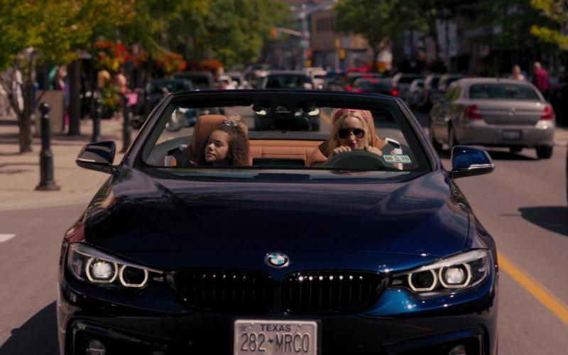 BMW 440i xDrive Convertible Car in Ginny & Georgia S01E01 TV Show (Netflix) (5)