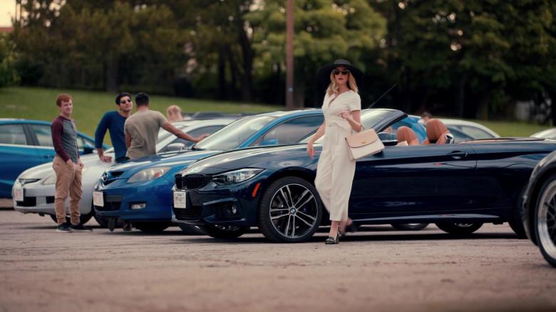 BMW 440i xDrive Convertible Car in Ginny & Georgia S01E01 TV Show (Netflix) (7)