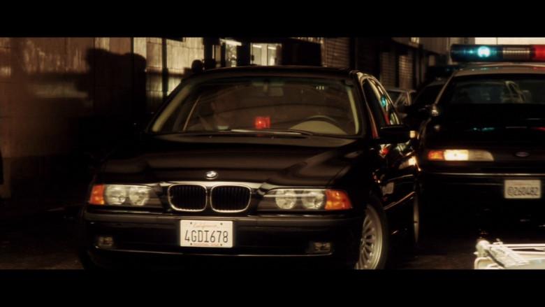 BMW 540i Car in Gone in 60 Seconds (1)