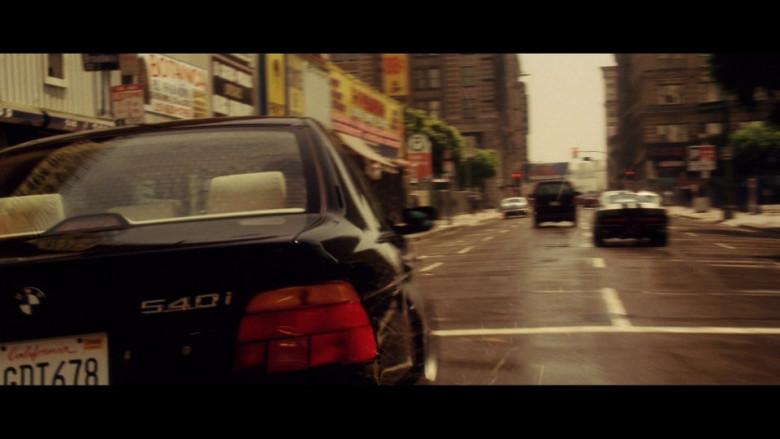 BMW 540i Car in Gone in 60 Seconds (2)
