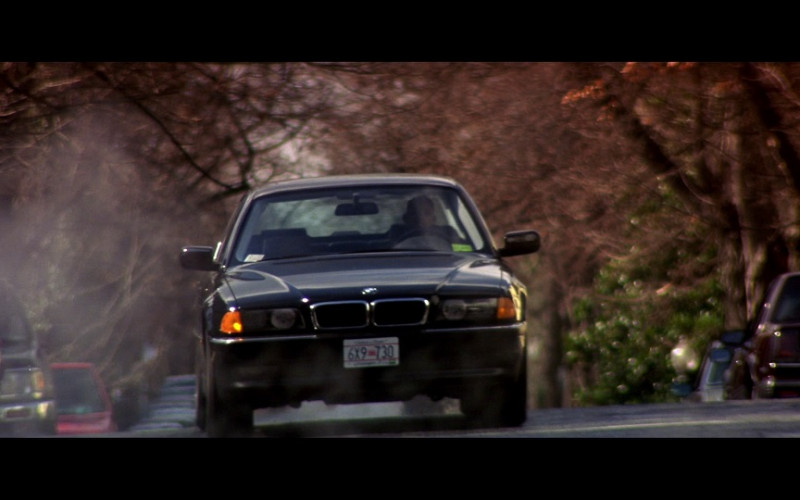 BMW 740iL Car in Enemy of the State (1998)