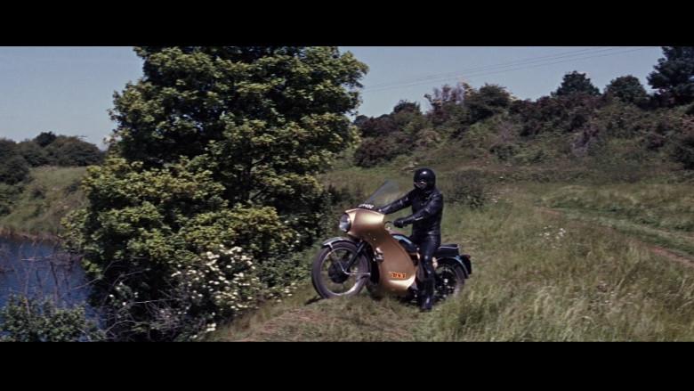 BSA Lightning Motorcycle in Thunderball (1965)