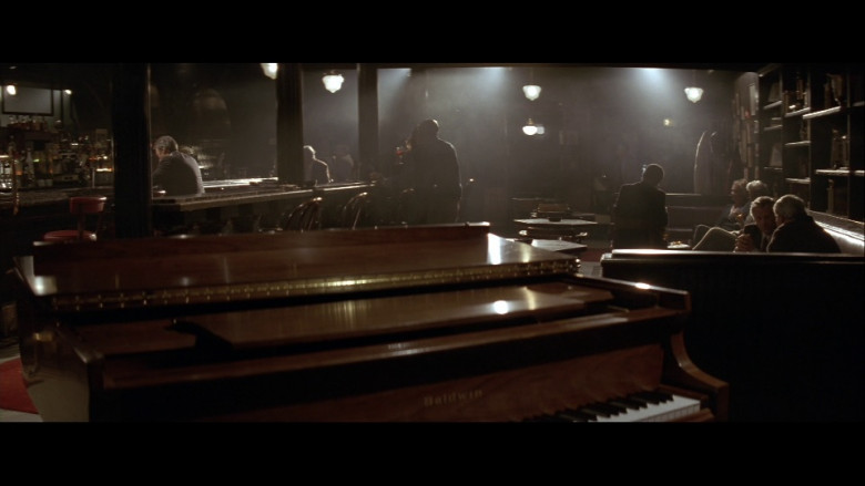 Baldwin Piano in In the Line of Fire (1993)