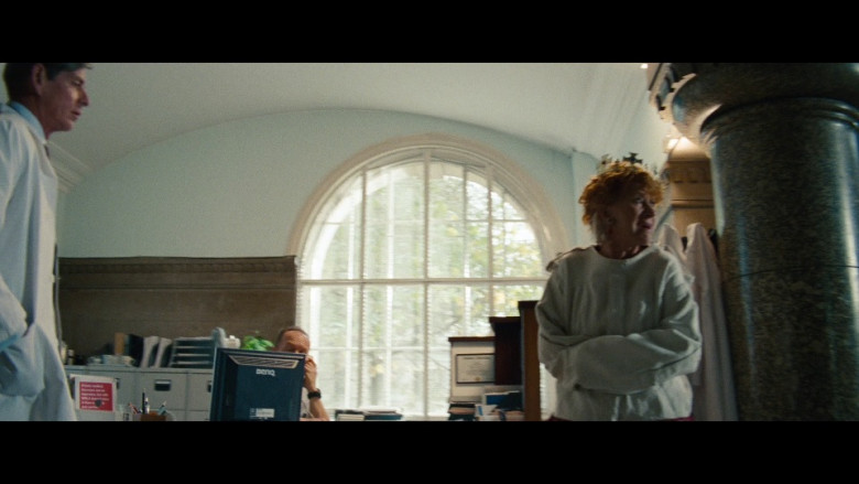 Benq Monitor in Red 2 (2013)