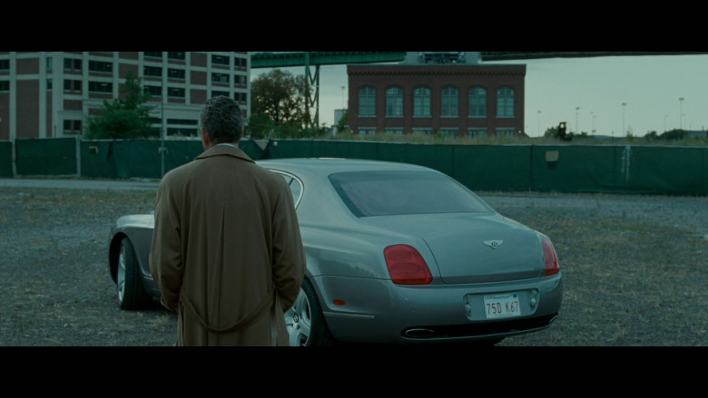 Bentley Continental Flying Spur Car in Edge of Darkness (2)