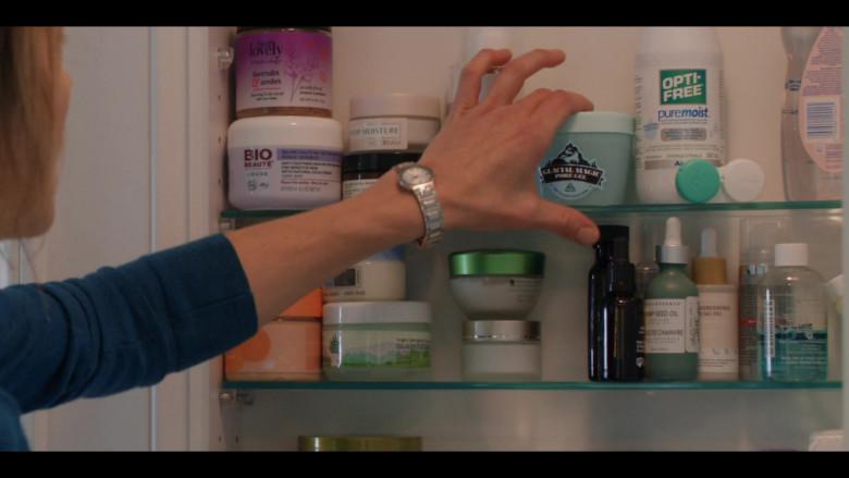 Bio Beauté, Neogen Code9 Glacial Magic Pore Gel and Opti-Free Puremoist Multi-Purpose Disinfectin