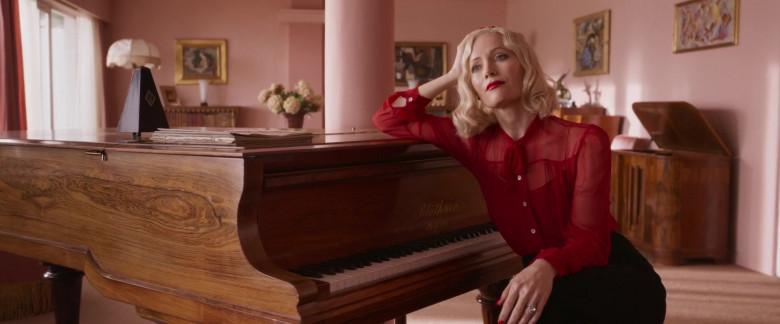 Blüthner Piano in Blithe Spirit Movie (1)