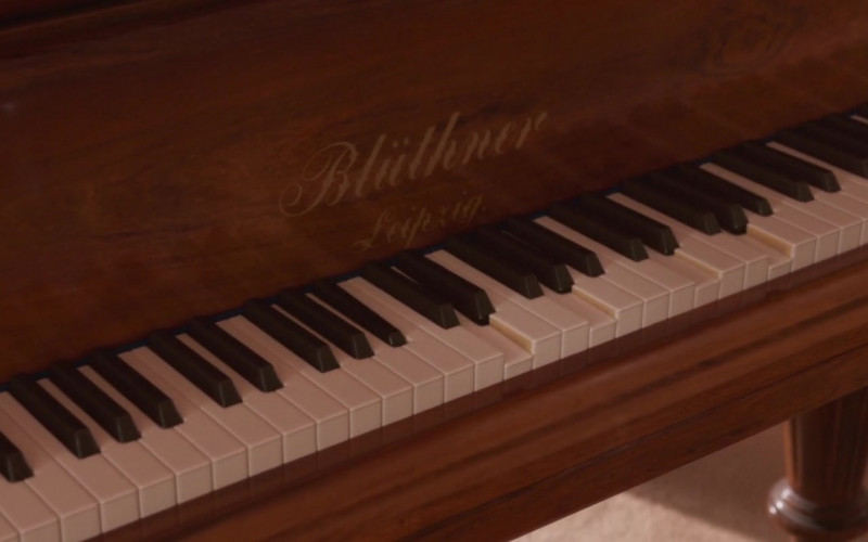 Blüthner Piano in Blithe Spirit Movie (3)
