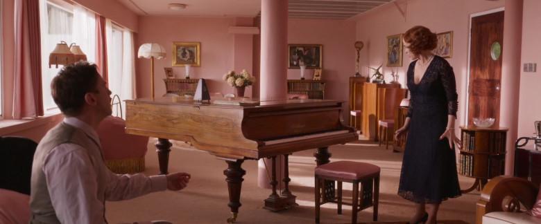 Blüthner Piano in Blithe Spirit Movie (4)