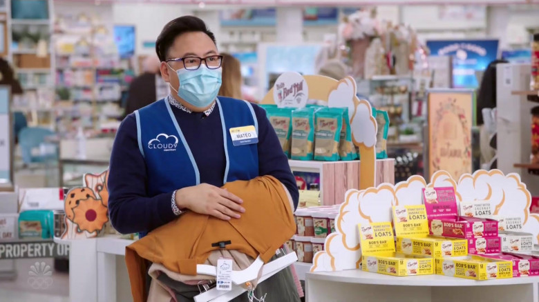 Bob's Red Mill Natural Foods in Superstore S06E08 (2)