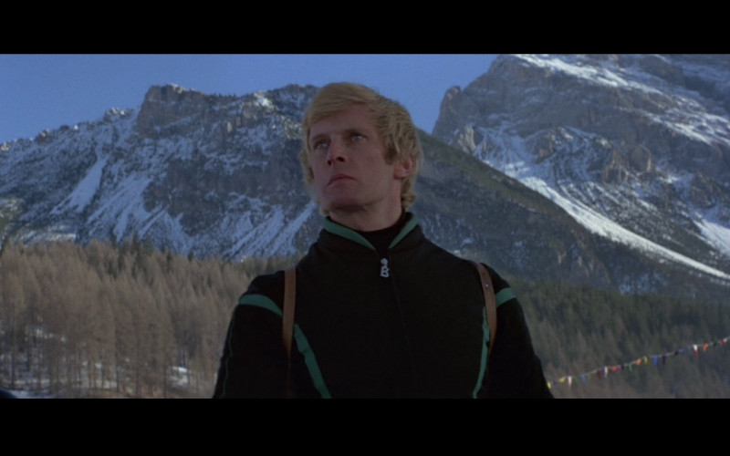 Bogner ski suit (black) Worn by Actor in For Your Eyes Only (1981)