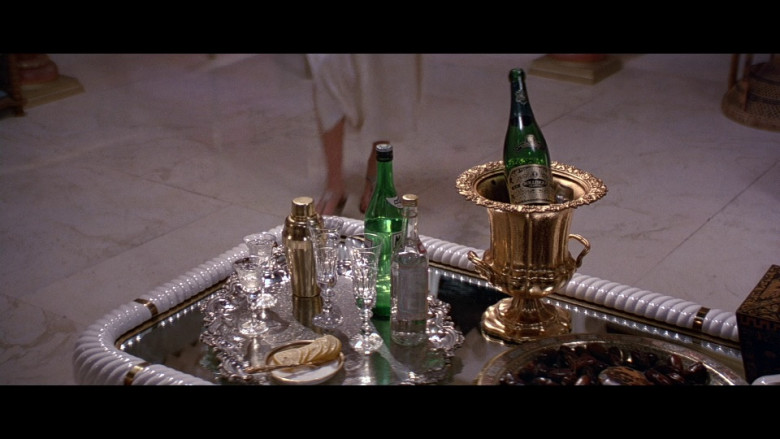 Bollinger champagne in Octopussy (1983)