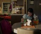Borden Dairy Milk in Young Sheldon S04E08 An Existential Cr...