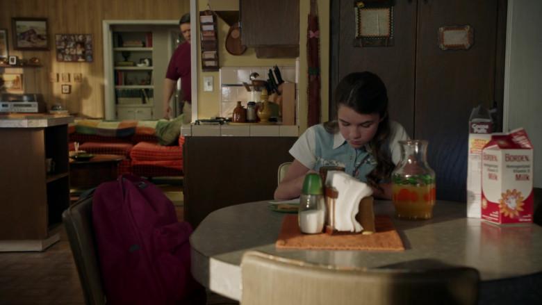 Borden Dairy Milk in Young Sheldon S04E08