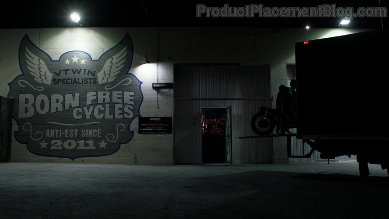 Born Free Cycles in Shameless S11E06