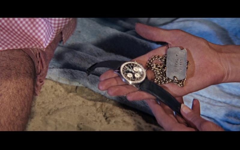 Breitling Navitimer 806 Men's Watch in Thunderball (1965)