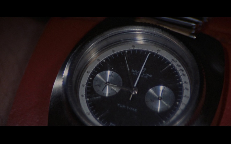 Breitling Top Time Men's Watch in Thunderball (1965)
