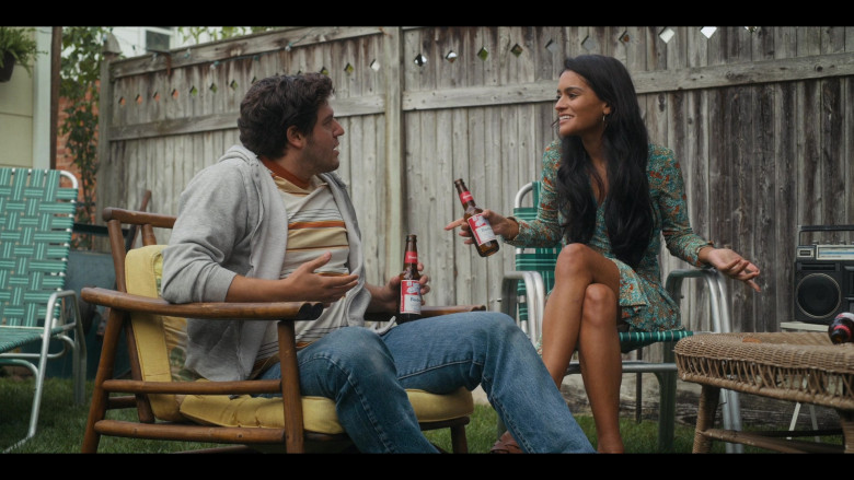 Budweiser Beer Enjoyed by Gigi Zumbado as Tammy in Bridge and Tunnel Making Up for Lost Time (2021)