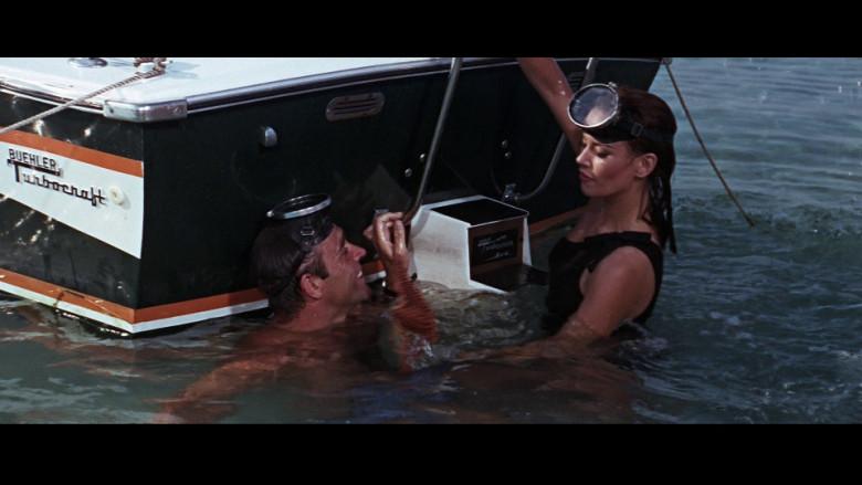 Buehler Turbocraft Boat in Thunderball (1965)