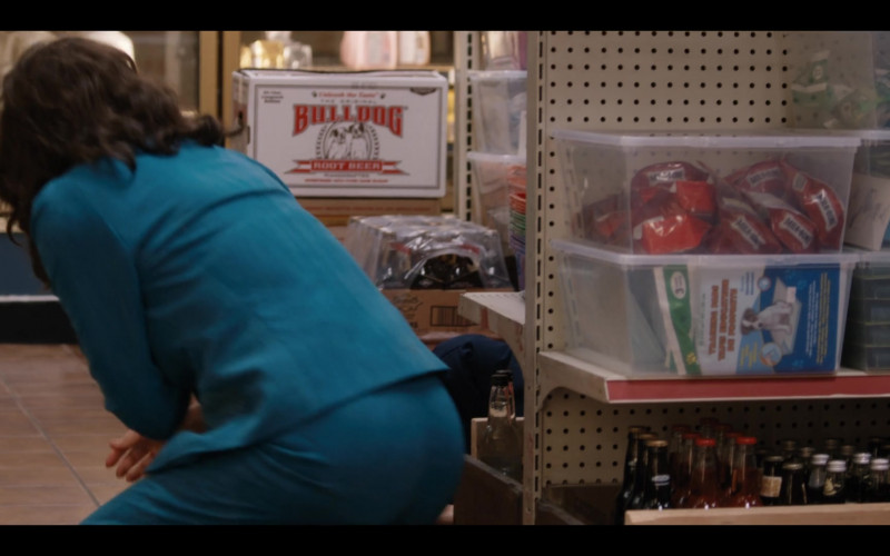 Bulldog Root Beer Box in Firefly Lane S01E07 Total Eclipse of the Hart (2021)