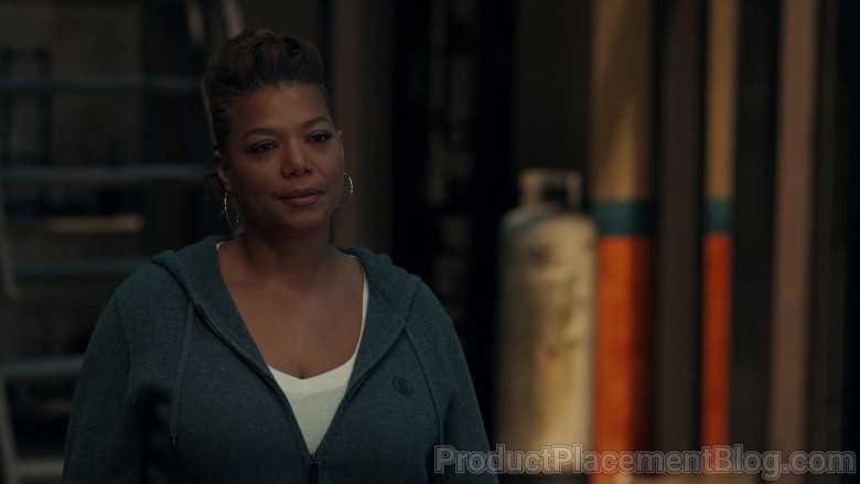 Burberry Women's Hoodie of Queen Latifah as Robyn McCall in The Equalizer S01E02 (1)