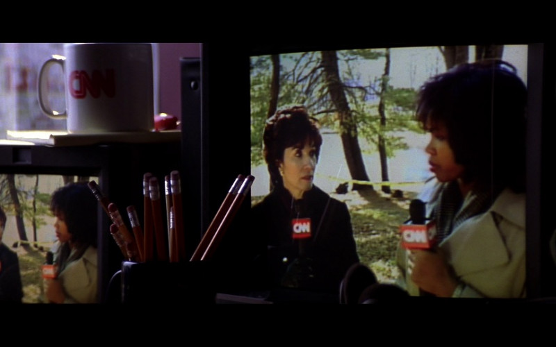 CNN TV Channel in Enemy of the State (1)