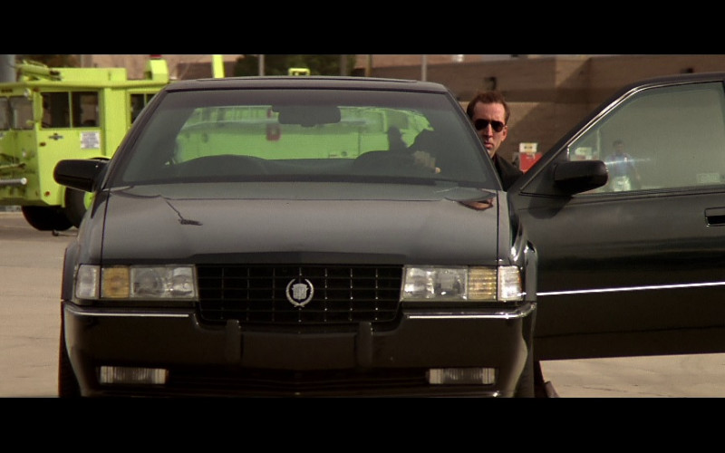 Cadillac Seville STS Car in FaceOff (1997)