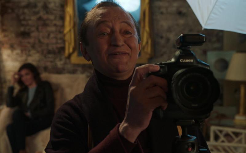 Canon Camera in NCIS Los Angeles S12E11 (1)