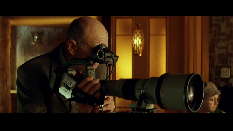 Canon Camera in Swordfish (2001)