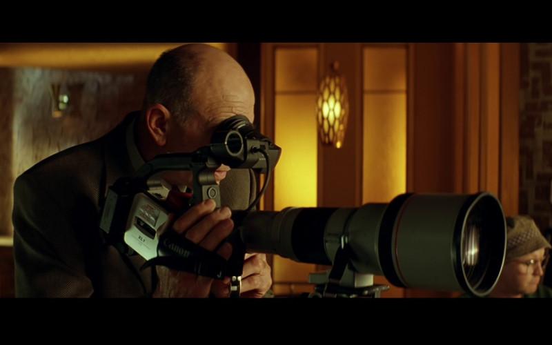 Canon Camera in Swordfish (2001)
