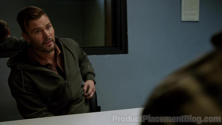 Carhartt Men's Hoodie of Patrick John Flueger as Adam Ruzek in Chicago P.D. S08E07 Instinct (2021)