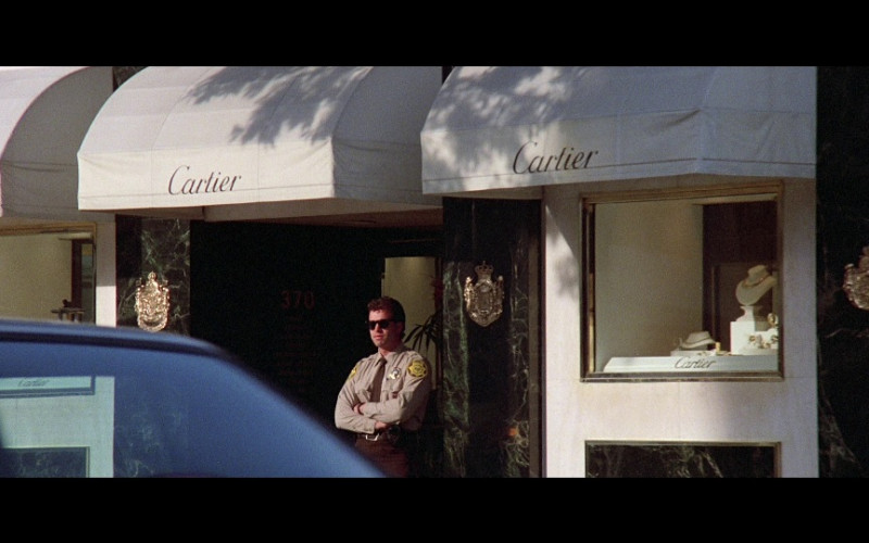 Cartier Jewelry Store in Beverly Hills Cop 2 (1987)
