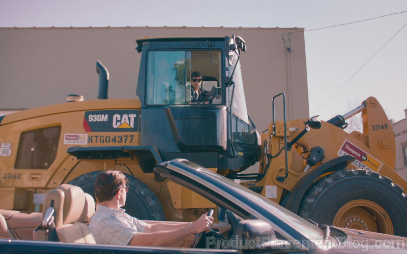 Caterpillar 930M Wheel Loader in The Map of Tiny Perfect Things (1)