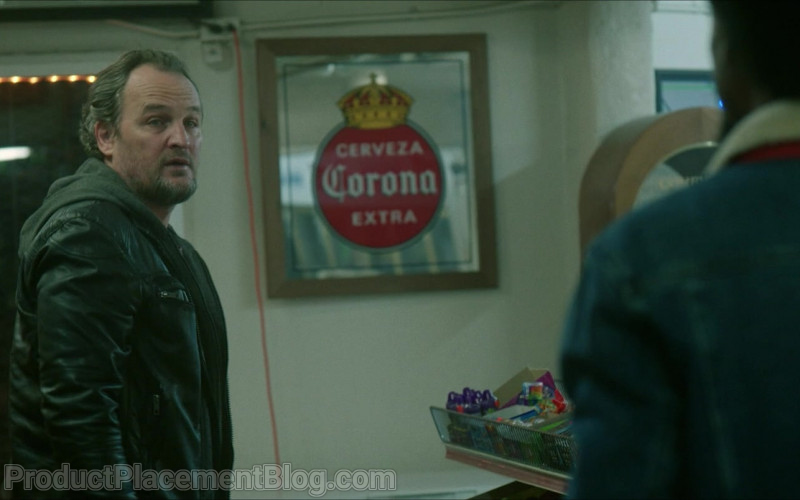 Cerveza Corona Extra in Silk Road (2021)