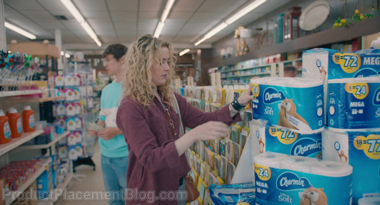 Charmin Toilet Paper in The Map of Tiny Perfect Things (1)