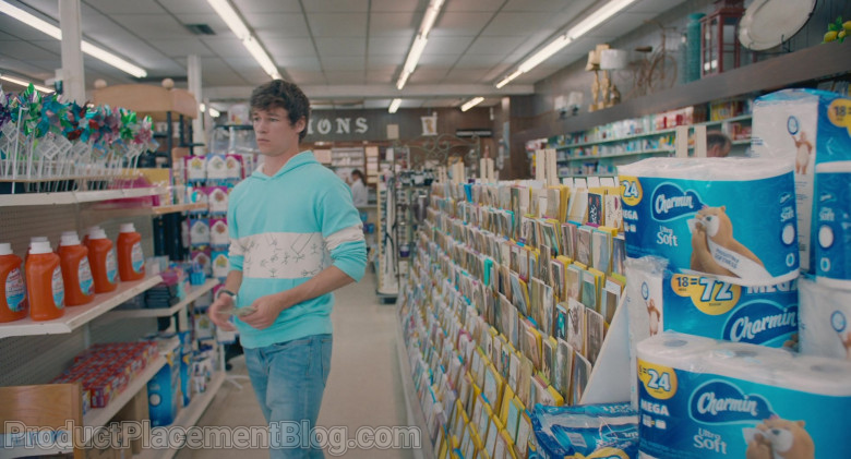 Charmin Toilet Paper in The Map of Tiny Perfect Things (2)