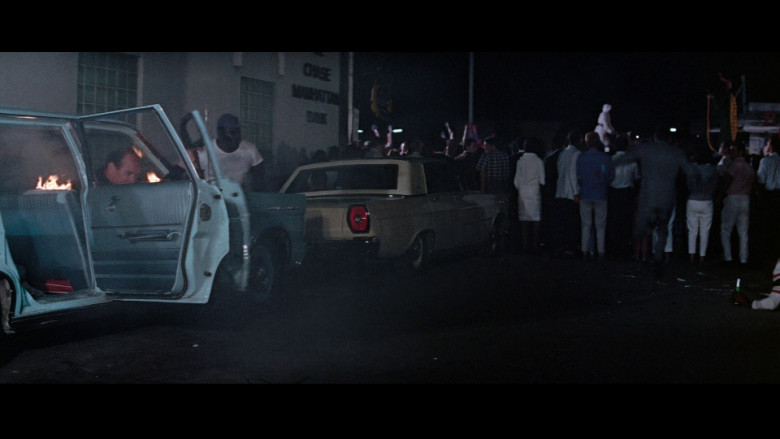 Chase Manhattan Bank in Thunderball (1965)