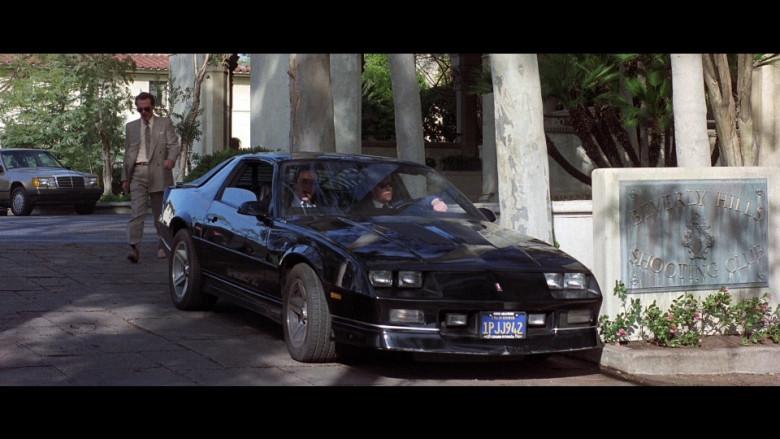 Chevrolet Camaro IROC-Z28 Car in Beverly Hills Cop 2