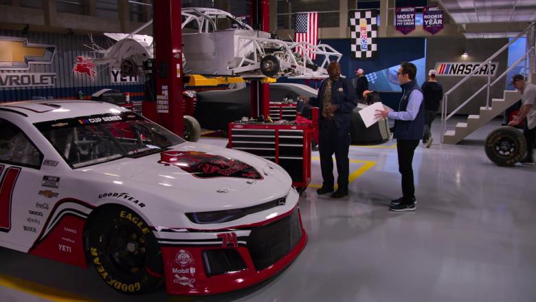 Chevrolet Nascar Cup Series Car, and Stickers – Coca-Cola, Geico, Xfinity, Busch, Gander, Goodyear, YETI, Pit Boss Grills, Mobil 1, Sunoco (1)