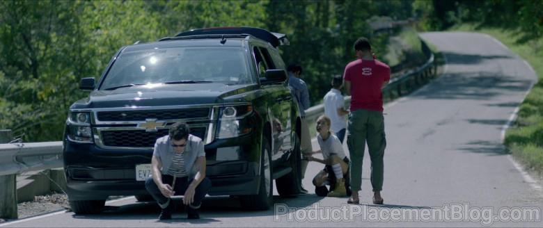 Chevrolet Suburban Car in Wrong Turn (1)