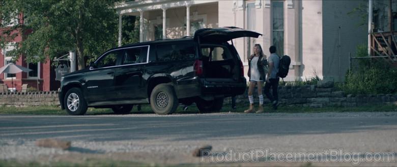 Chevrolet Suburban Car in Wrong Turn (2)