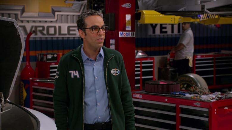 Chevrolet, Sunoco, Mobil 1, Yeti in The Crew S01E10