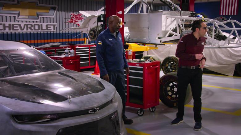 Chevy Camaro ZL1 Car in The Crew S01E03 TV Show (2)