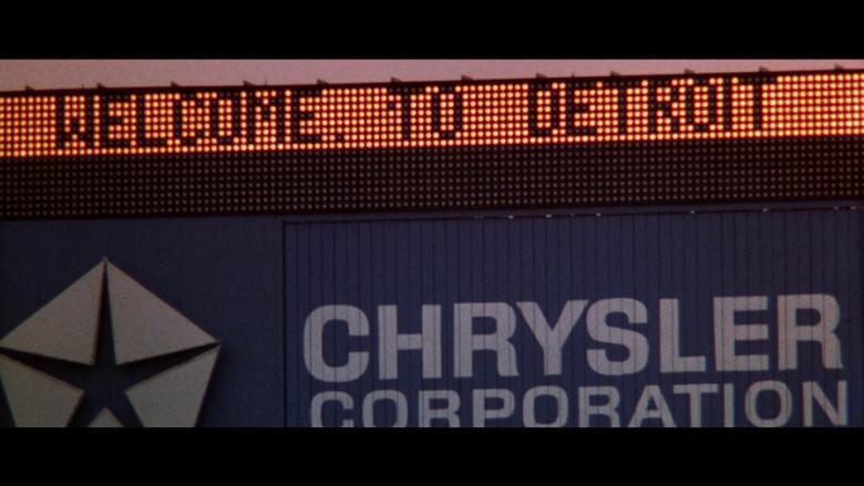 Chrysler in Beverly Hills Cop 2 (1987)