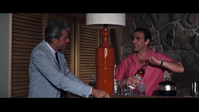 Cinzano Vermouth in Thunderball (1965)